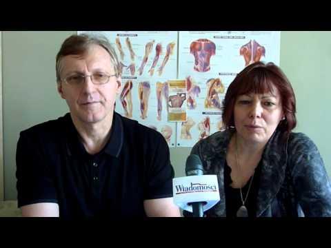 European Massage and Physiotherapy Center Mississauga - Tom Góralski i Elżbieta Cichowicz zapraszają