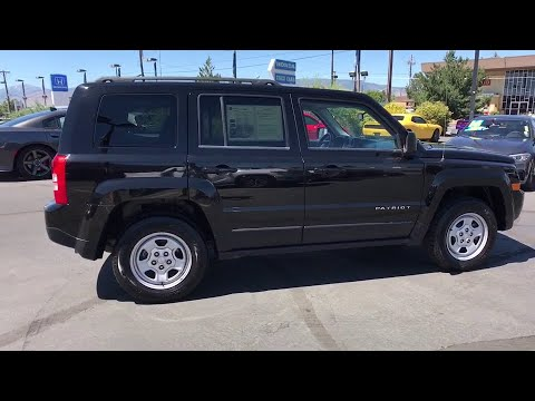 Carson City Jeep >> 2015 Jeep Patriot Carson City Dayton Reno Lake Tahoe Carson Valley Northern Nevada Nv 218393a