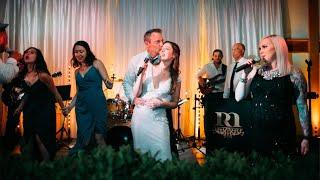 Ariel & Ramy | Cheerful Jewish Wedding with Motown & Oldies