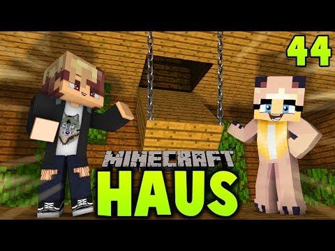 WIR FINDEN EINE GEHEIME TÜR AUF DEM DACHBODEN! ✿ Minecraft HAUS #44 [Deutsch/HD]