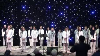"""Événement inter-religieux Mawlid 2016 - La Chorale """"Les Petits Cœurs""""(Part4)."""