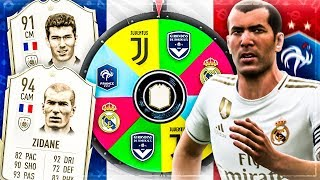 FIFA 20: ICON ZIDANE Past and Present Glücksrad BUY FIRST GUY 🕒⚡🔥