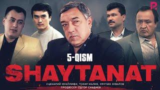 Shaytanat (o'zbek serial) | Шайтанат (узбек сериал) 5-qism
