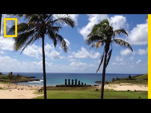 The Mysteries of the Moai on Easter Island | National Geographic