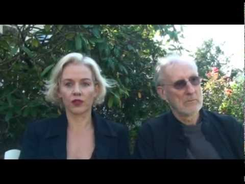 Oscar Winner THE ARTIST - Interview with James Cromwell + Penelope Miller for The Hamptons