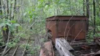 Abandoned Gold Mine Railroad - Juneau Alaska