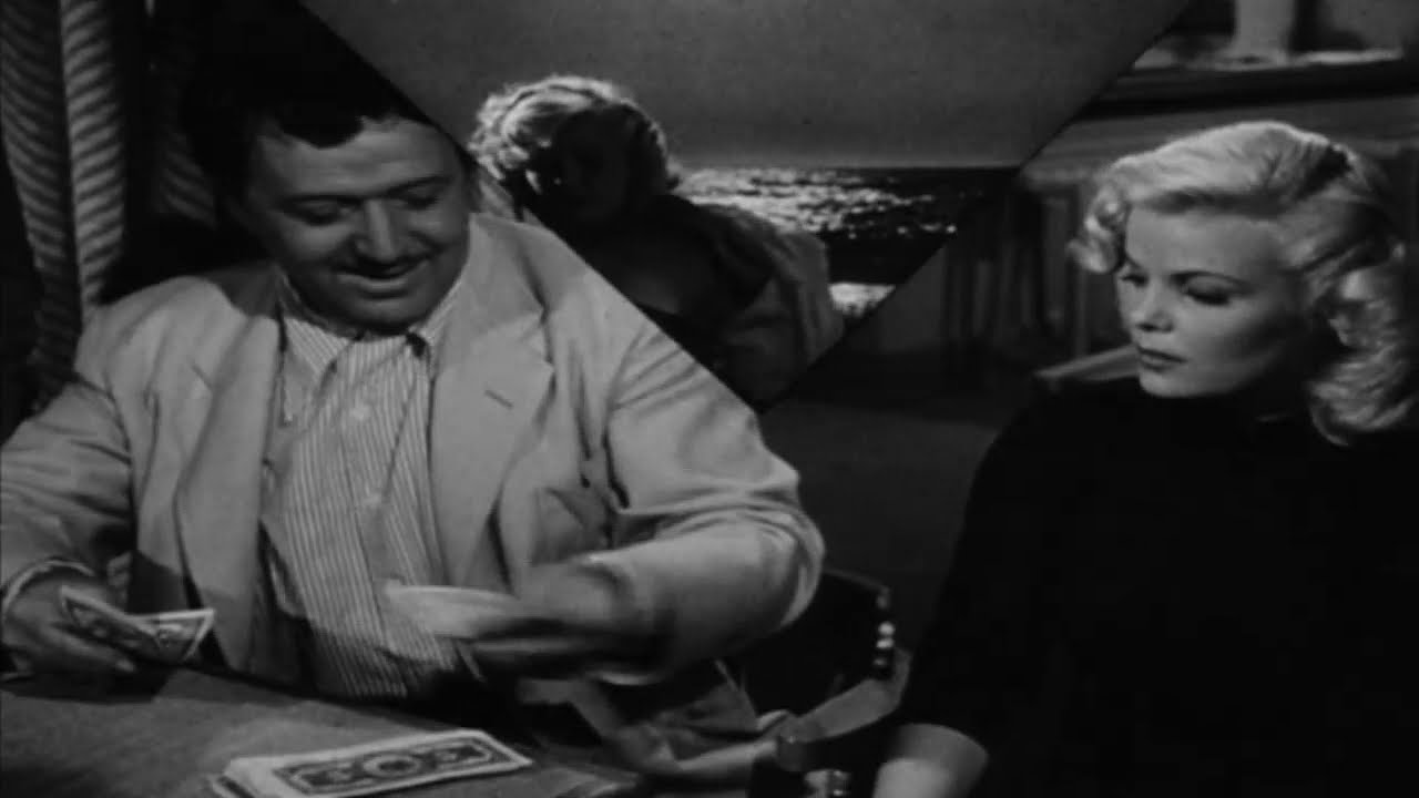 Download ONE GIRL'S CONFESSION (1953) *RARE* Theatrical Trailer