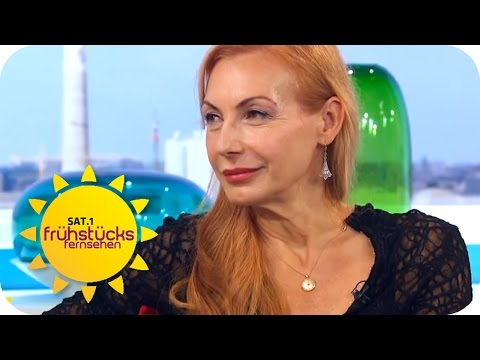 Talk: Ute Lemper | SAT.1 Frühstücksfernsehen