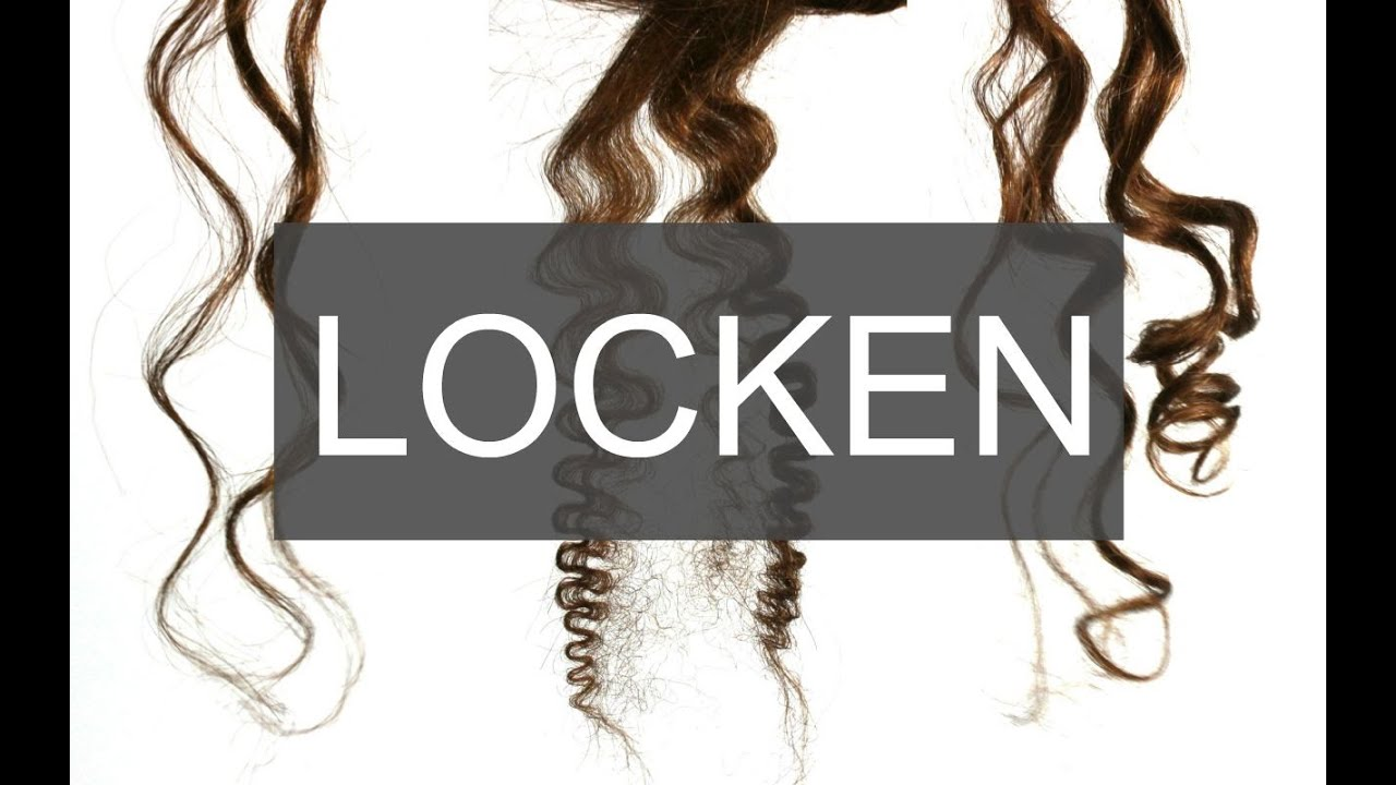 3 Arten Locken Zu Machen Mini Make Up Tutorial Youtube