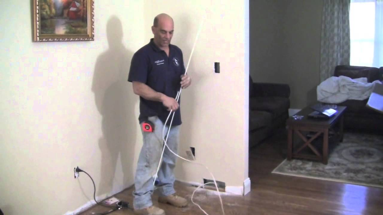 How to install a three way switch to a existing one way switch - YouTube