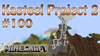 Minecraft Kasteel Project 2 (Deel 100) Ergste 100e aflevering ooit