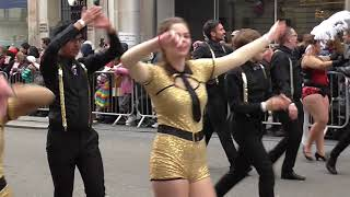 New Year Parade 2018 London - Part 1
