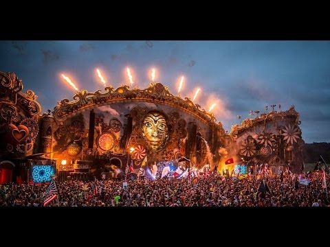 Hardwell 2018  Coldplay A Sky Full Of Stars Live At Tomorrowland remix