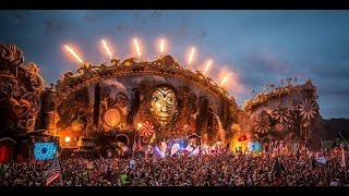 Hardwell 2019  Coldplay A Sky Full Of Stars Live At Tomorrowland Remix