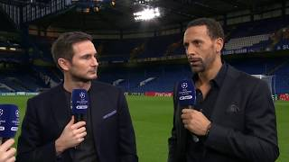 How do you stop Lionel Messi? Rio Ferdinand