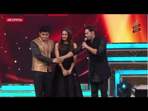 Alia Bhatt & Varun Dhawan dance to Tamma Tamma with 'Baba' Sanket Bhosale | #RSMMA