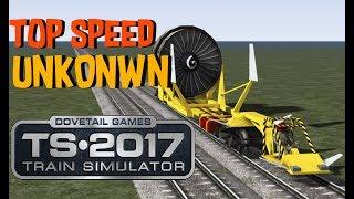 Train Simulator 2017 - The Jet Train