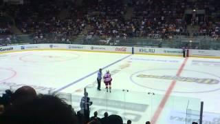 HC SLOVAN BRATISLAVA - SPARTAK MOSCOW SHOOTOUT [KHL,10/09/12] 2:1s.o [HD]
