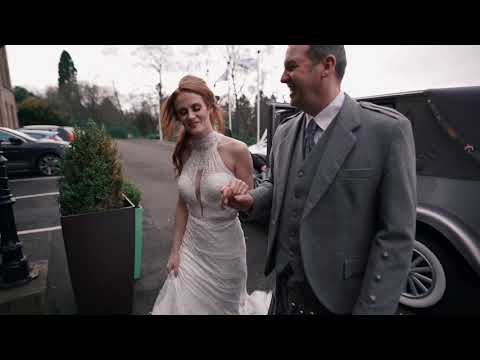 Glamorous Wedding At DoubleTree By Hilton Hotel Dunblane Hydro