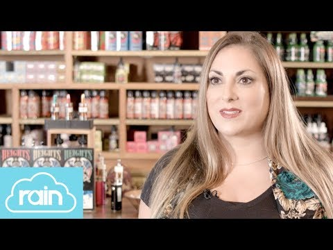 Houston's Number One Vape Retailer uses Rain POS (point of sale) to Increase Sales