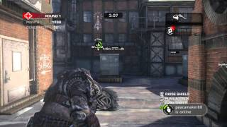 GEARS OF WAR JUDGMENT OVERRUN MULTIPLAYER GAMEPLAY