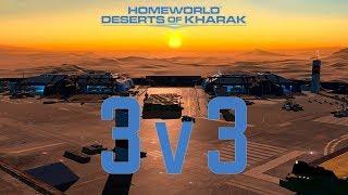 Deserts of Kharak: Absolutely Epic 3v3 on Prime Anomaly (New Version of Khar-Toba)