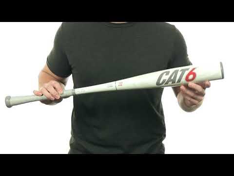 Marucci CAT 6 BBCOR Baseball Bat: MCBC614