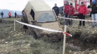 Trial de obstáculos 2012 Suzuki de Pablo (B-PK)