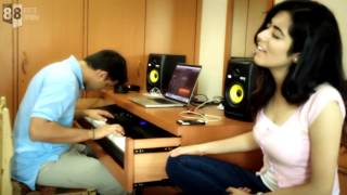 "Live Sessions - ""Feeling Good & Tum Jo Mil Gaye"" - Aakash Gandhi & Jonita Gandhi"
