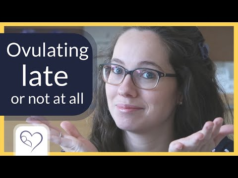Why you are ovulating late (or not at all) | Viewer's question!