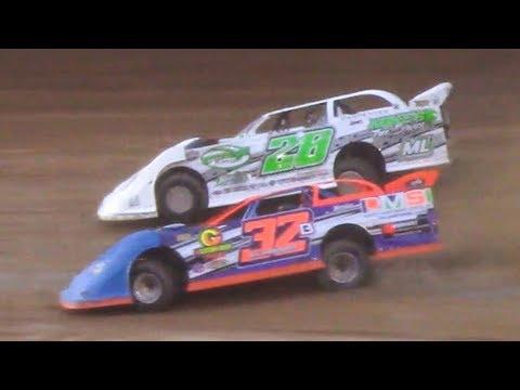 ULMS Super Late Model Heat Three | Tyler County Speedway | 6-30-18