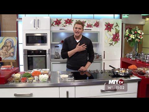 En la cocina con ger nimo pastel de carne y de frutas parte 1 youtube - Youtube videos de cocina ...