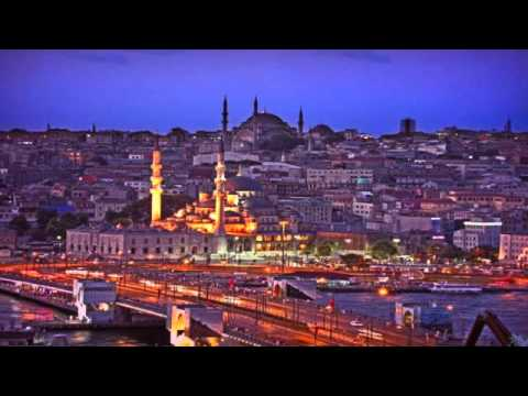 ASMR Soft Spoken RP Istanbul virtual tour day Transfer Video