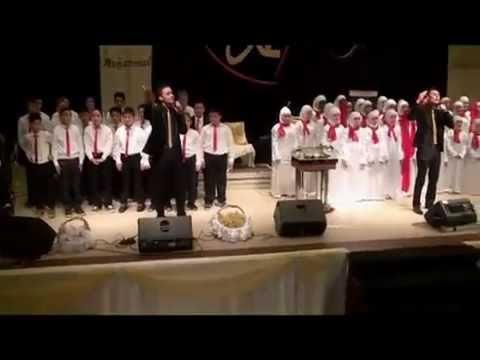 Mawlid 2013  Theater- Aufführung Düren Germany