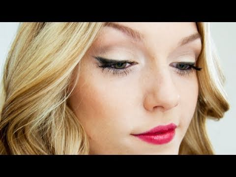 Retro, Pin-Up Makeup Tutorial thumbnail