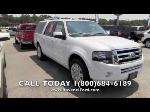 Ford Expedition EL Limited Charleston Car Videos Review - Ford expedition invoice price