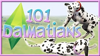 The Sims 3 | 101 Dalmatians | Part 2 [first Puppy]