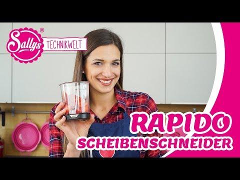 Scheibenschneider RAPIDO