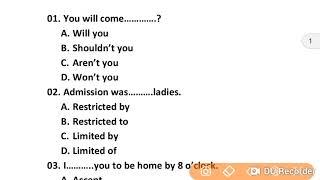 KVS Exam-2018 || Single Filler भरने का Trick || 2-3 marks पक्के होंगे