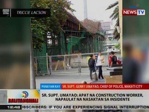 BT: Panayam kay Makati City Chief of Police Sr. Supt. Gerry Umayao