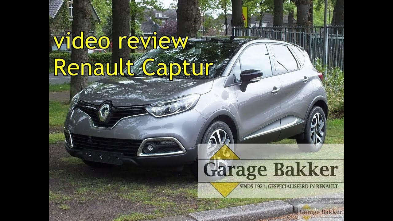 video review renault captur tce 120 edc dynamique 2013 youtube. Black Bedroom Furniture Sets. Home Design Ideas