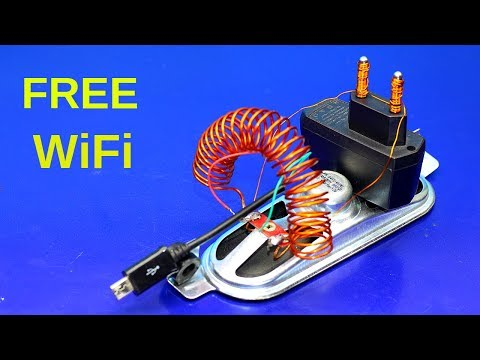 Get Unlimited Free Internet 100% Working At Home - New Idea Free Internet Lifetime