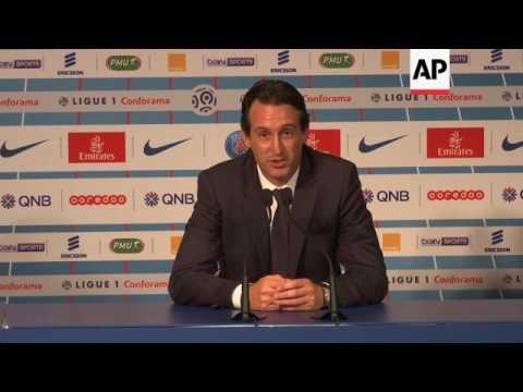 Coach speaks about Neymar after PSG 1st match