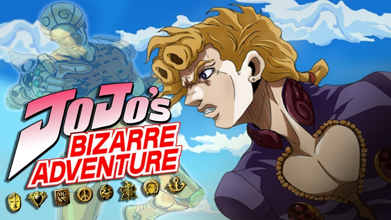 Jojo´s Bizarre Adventure - Golden Wind - Teaser