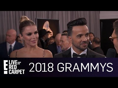 "Luis Fonsi Weighs in on ""Despacito"" Success  E Red Carpet & Award Shows"