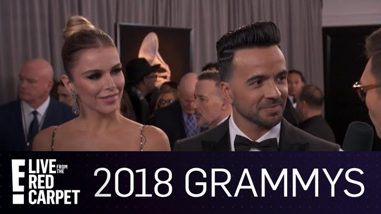 Luis Fonsi Weighs In On Despacito Success E Red Carpet Live Events