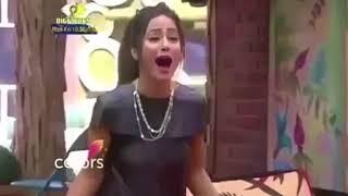 Hina Khan shaking her assets