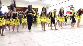 Professora Maria do Carmo dancing Sitya loss by Eddy Kenzo
