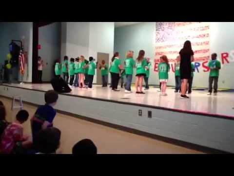 Irish square dance