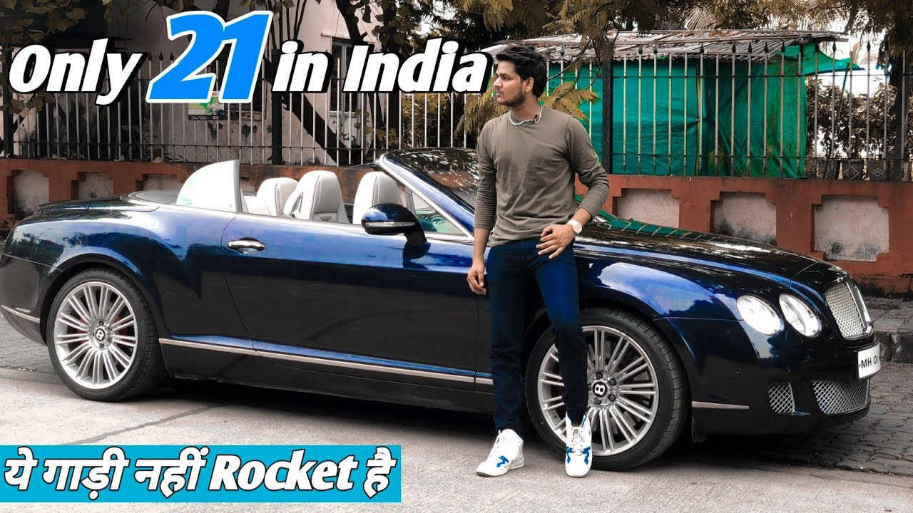 Only 21 Cars in India| Bentley Gtc Speed Convertible For Sale |Pre-owned Bentley in India |karmax